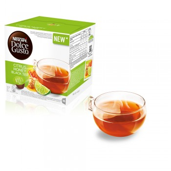 Nescafè dolce gusto citrus honey black tea