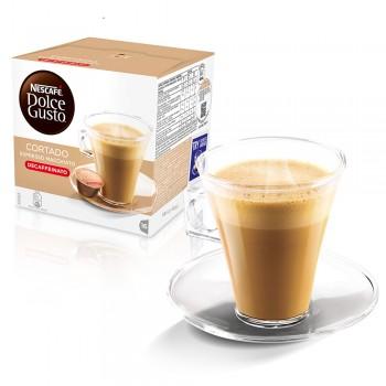 Nescafè dolce gusto cortado decaffeinato
