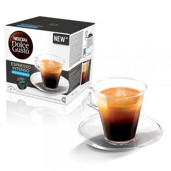 Nescafè dolce gusto espresso intenso decaffeinato