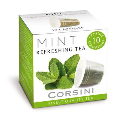 tè alla menta Corsini