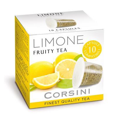Corsini capsule the al limone