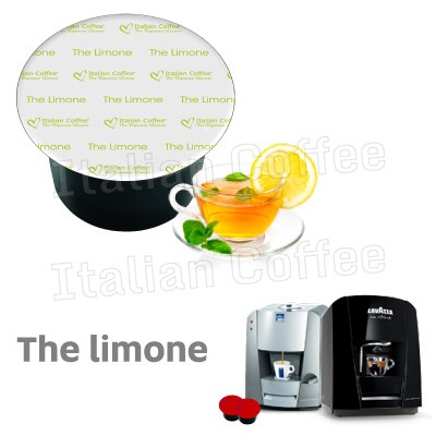 Italian Coffee capsule the limone