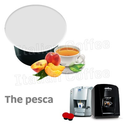 Italian Coffee capsule the pesca Lavazza Blue