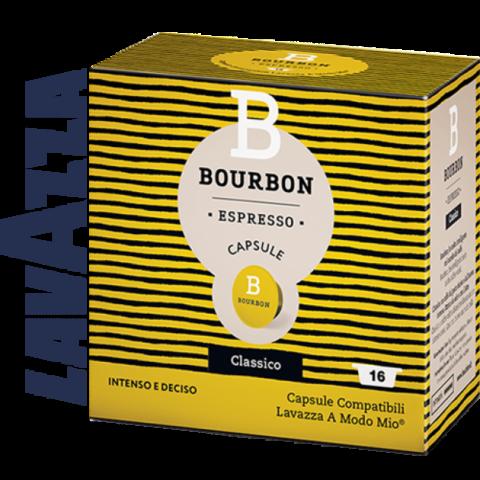 Lavazza A Modo Mio Bourbon capsule