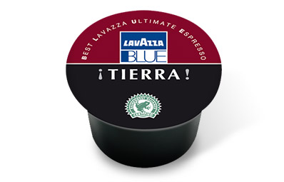 Lavazza Blue The Tierra