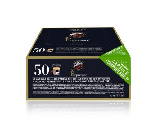 Caffè Vergnano Èspresso arabica pack 50